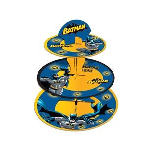 BALONEVİ - BALON EVİ BATMAN CUPCAKE STANDI