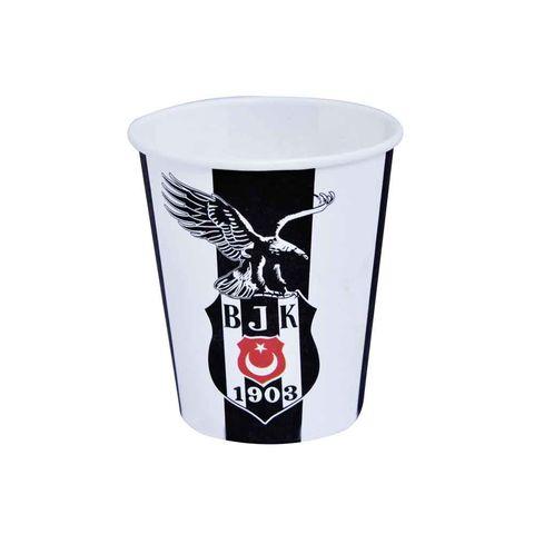 BALON EVİ BEŞİKTAŞ LİSANSLI BARDAK 220/240 cc (8 A