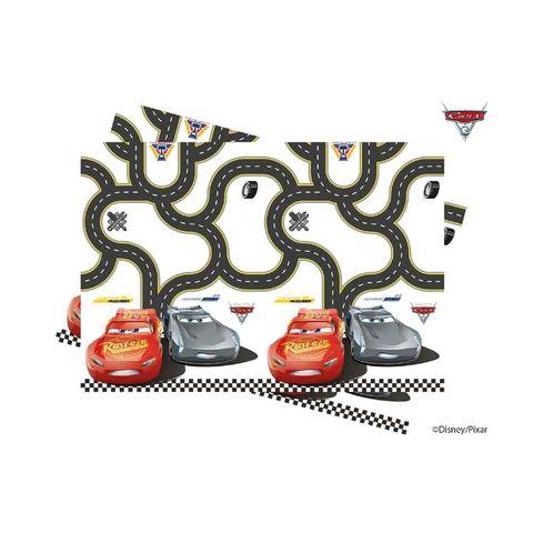 BALON EVİ CARS 3 MASA ÖRTÜSÜ 120x180 cm