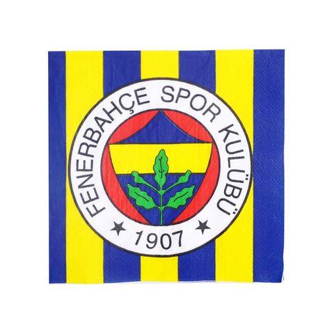 BALON EVİ FENERBAHÇE LİSANSLI KAĞIT PEÇETE 33X33 c