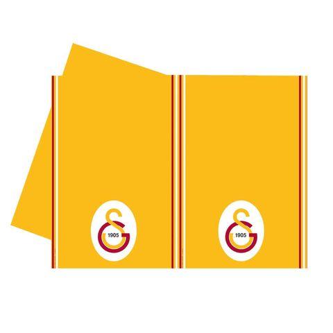 BALON EVİ GALATASARAY LİSANSLI MASA ÖRTÜSÜ 120x180