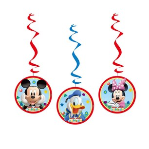 BALONEVİ - BALON EVİ MICKEY PLAYFUL ASMALI İP SÜS
