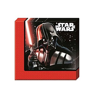 BALONEVİ - BALON EVİ STAR WARS AND HEROES PEÇETE 33x33 cm