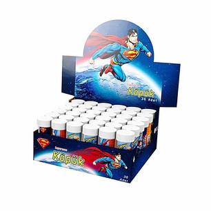 BALONEVİ - BALON EVİ SUPERMAN KÖPÜK