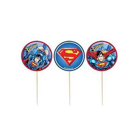BALON EVİ SUPERMAN LİSANSLI KÜRDAN 10'LU