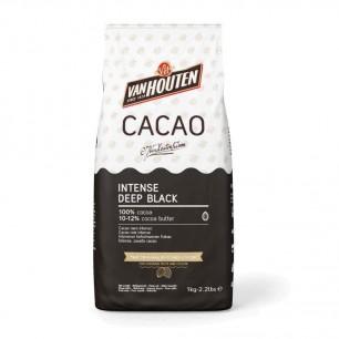 CALLEBAUT - CALLEBAUT VAN HOUTEN BLACK COCOA 1 KG