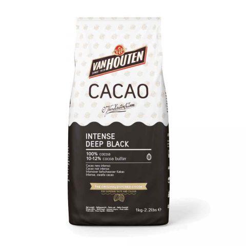 CALLEBAUT VAN HOUTEN BLACK COCOA 1 KG