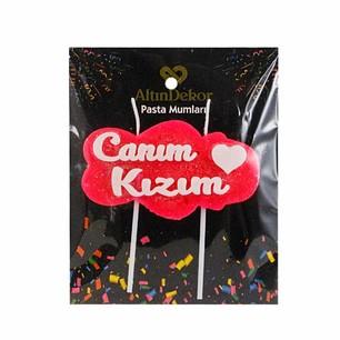 - CANIM KIZIM MUM