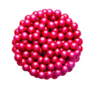 GUSTO - DR. GUSTO 8 MM BONCUK BORDO 45 GR