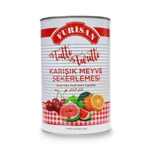 FURİSAN - FURİSAN TUTTİ- FRUTTİ KONSERVE