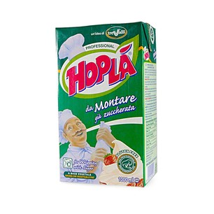 HOPLA - HOPLA SIVI ŞANTİ 1 KG (ŞEKERLİ)