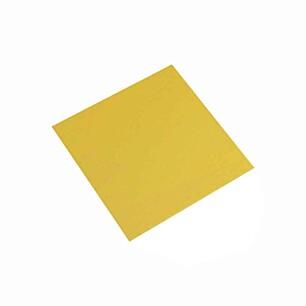 GOLD SÜS - KARE TEK PASTA ALTI GOLD MENDİL 11*11 5'Lİ