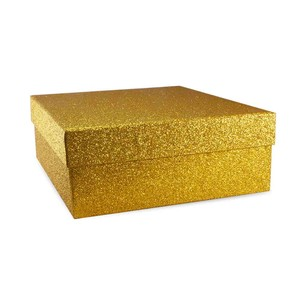 - KT704 GLD SİMLİ KARE KUTU SET GOLD 2 NO
