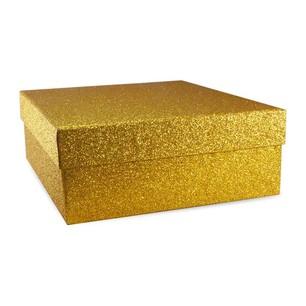 - KT704 GLD SİMLİ KARE KUTU SET GOLD 3 NO