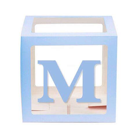 MAVİ M (HARF)