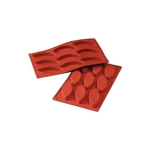 SİLİKOMART SILICONE MOULD N.9 OVALS - SF039