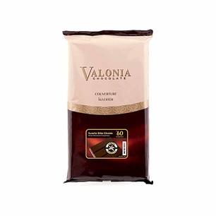 VALONİA - VALONİA BİTTER KUVERTÜR % 60 2,5 KG 12012